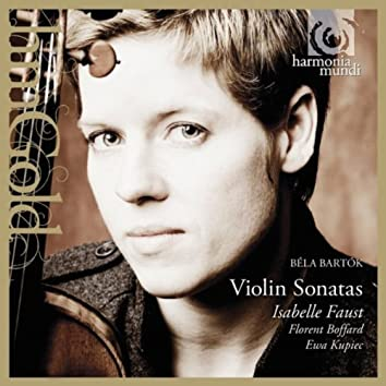 Bartók: Violin Sonatas
