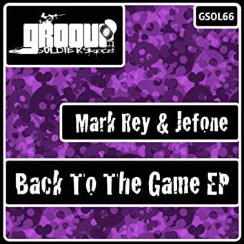 Back To The Game EP