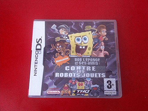 Nicktoons: Attack of the Toybots (Nintendo DS) [Edizione: Regno Unito]
