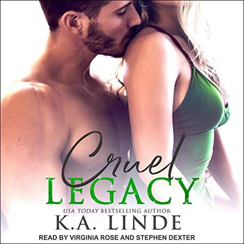 Cruel Legacy audiobook cover art