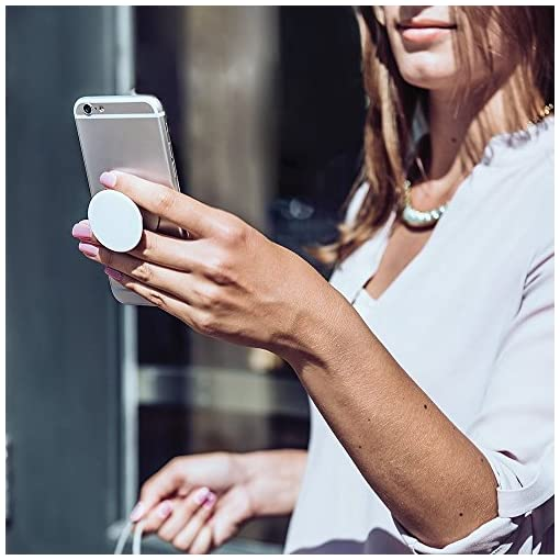 Japanese School Girl Anime Kawaii Quote PopSockets Grip and Stand for Phones and Tablets