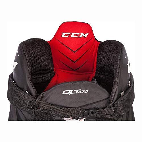 CCM Quicklite 270 Hose Senior, Größe:XL;Farbe:schwarz