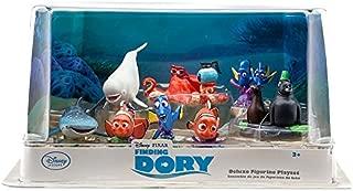 Disney / Pixar Finding Dory Finding Dory Deluxe Exclusive PVC Figure Set by Pixar