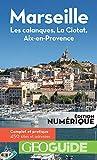 GEOguide Marseille: Les calanques, La Ciotat, Aix-en-Provence (GéoGuide)