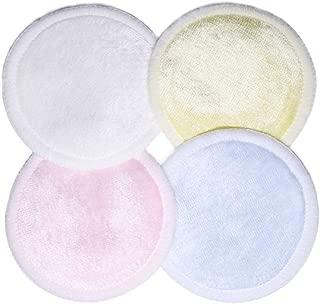Oyalaiy 100Pcs Cotton Pad Almohadillas de eliminaci/ón de maquillaje de algod/ón de limpieza desechable de algod/ón 100/% natural