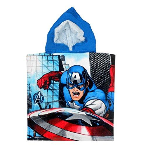 Poncho Handtuch Patrouille VENGADORES Avengers Marvel Sortiment