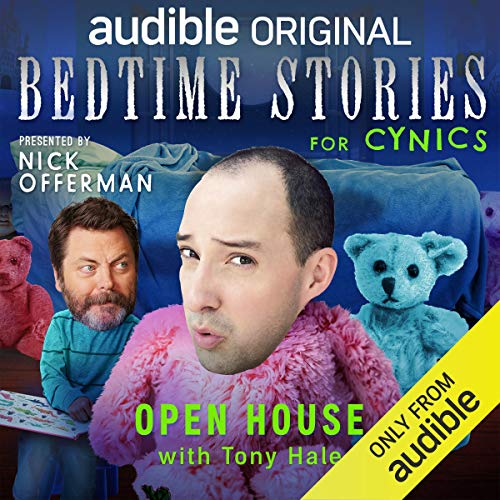 Ep. 10: Open House With Tony Hale (Bedtime Stories for Cynics) copertina