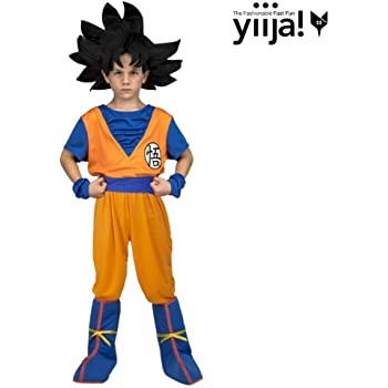 My Other Me Me Me- Goku Dragon Ball DISFRAZ Multicolor (231411 ...