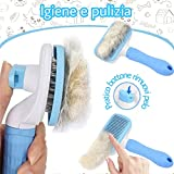 Zoom IMG-1 spazzola per cani gatto accessori
