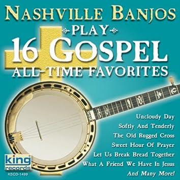 16 Gospel All-Time Favourites