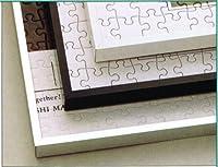 アルミ製パズルフレーム 20-Y 77×107cm ストレッチライン シルバー