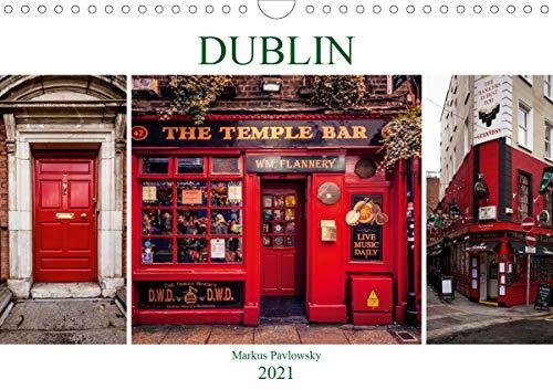 Dublin (Wandkalender 2021 DIN A4 quer)
