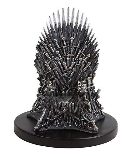 Game Of Thrones Estatua Mini Réplica de 4' The Iron Throne/Trono de Hierro (0cm x 10cm)