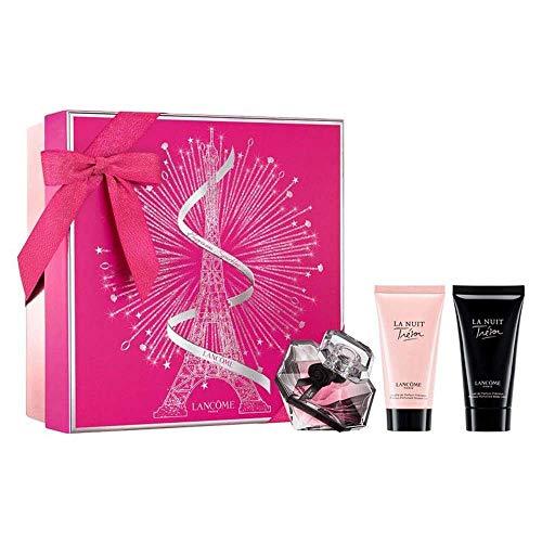 Lancôme Lancome Tresor Nuit Eau Parfum 50 ml + Leche