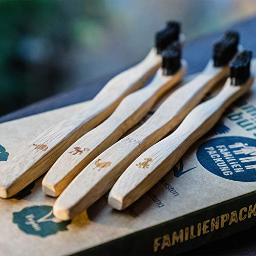 Bambus Zahnbürste - 3