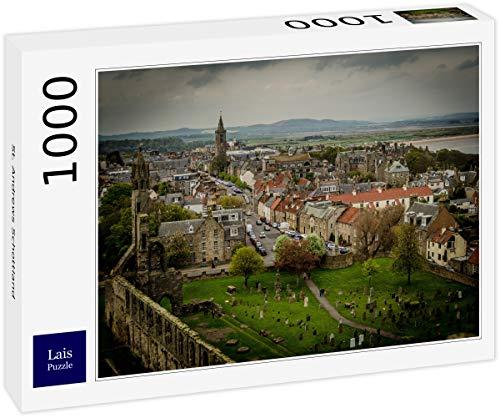 Lais Puzzle St. Andrews Scozia 1000 Pezzi