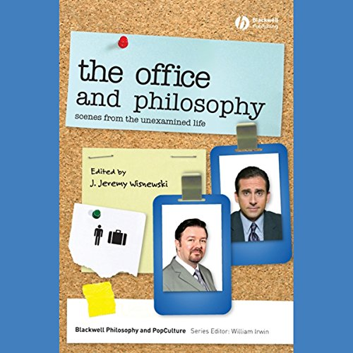 'The Office' and Philosophy cover art