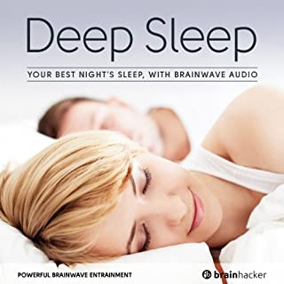 Deep Sleep Session audiobook cover art