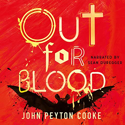 Out for Blood  By  cover art