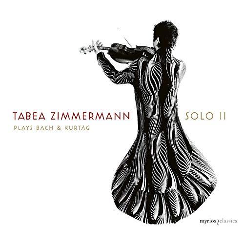J.S. Bach & Kurtág: Works for Viola