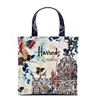 harrods 5594454 Watercolour Small Shopper Bag