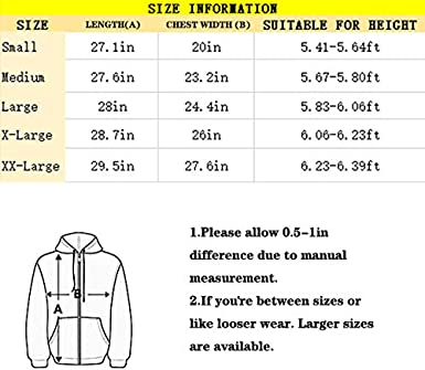 Mens /& Boys Full Zip Hoodies Sweatshirts Sport Tops Regular,Big /& Tall Sizes