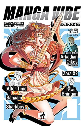 Manga vibe (Vol. 2)