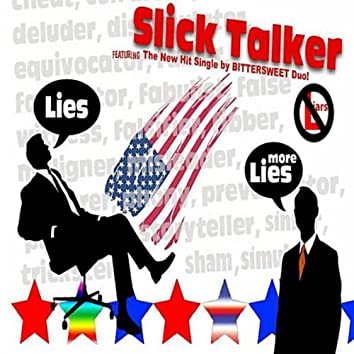 Slick Talker (feat. Anthony Wood & Michelle Parto)