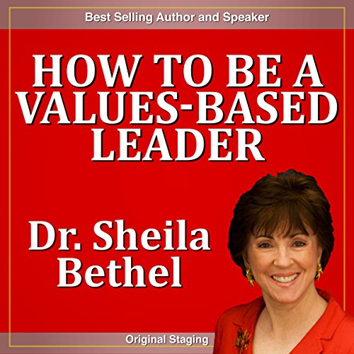 How to Be a Values-based Leader cover art