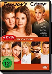 Dawson's Creek – Staffel 3 (DVD)
