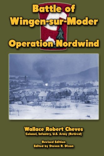 Battle of Wingen-sur-Moder: Operation Nordwind