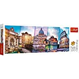 'Puzzles – 500 Panorama – Traveling to Italy