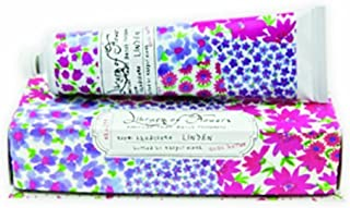 LIBRARY OF FLOWERS Linden Hand Cream, 2.3 oz