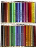 Koh-i-Noor Hardtmuth Polycolor - Lápices de colores profesionales (72 unidades)