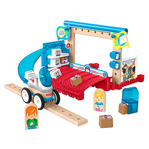 Fisher-Price Wonder Makers Design System Special Delivery Depot JungleDealsBlog.com