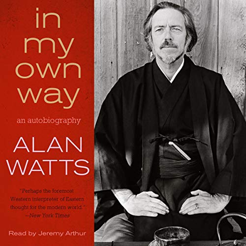 In My Own Way audiobook cover art