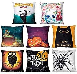Prepárate con más de 20 decoraciones de Halloween para interiores 41