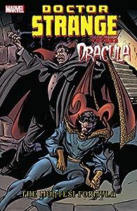Doctor Strange vs. Dracula: The Montesi Formula (Doctor Strange (1974-1987))