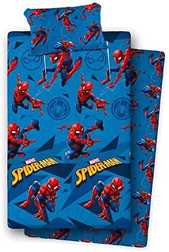 Juego de sábanas 3 Piezas Spiderman (Cama 90)