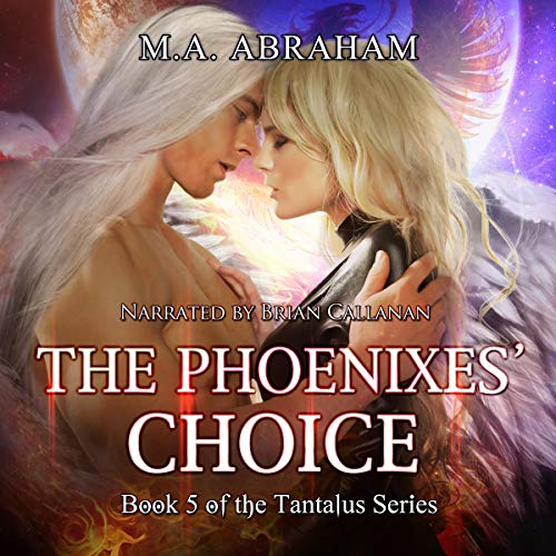 The Phoenixes Choice audiobook cover art