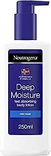 Neutrogena Deep Moisture Bodylotion Dry Skin voor droge huid, 250 ml