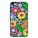 Joyleop Flowers Case for iPhone 8 Plus/7 Plus +,3D Soft Silicone Colorful Vivid Floral Pattern Cute Design Cover,Luxury Unique Kids Girls Lady Skin,Creative Fashion Color Rubber Cases for 7/8Plus 5.5'