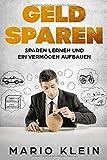 Geld sparen - Buch von Mario Klein
