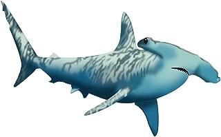 VWAQ Hammerhead Shark Wall Decals   Vinyl Ocean Animals Stickers - NA02 (14