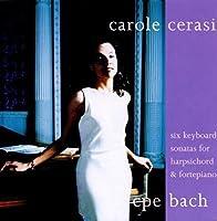 C.P.E. Bach: 6 Keyboard Sonatas (2000-10-05)