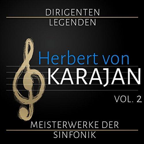 Herbert von Karajan, Philharmonia Orchestra, Wiener Philharmoniker