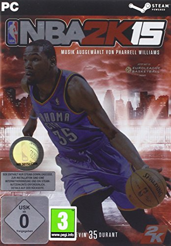 NBA 2K15 [AT-Pegi] NBA 2K15 (Code in der Box)