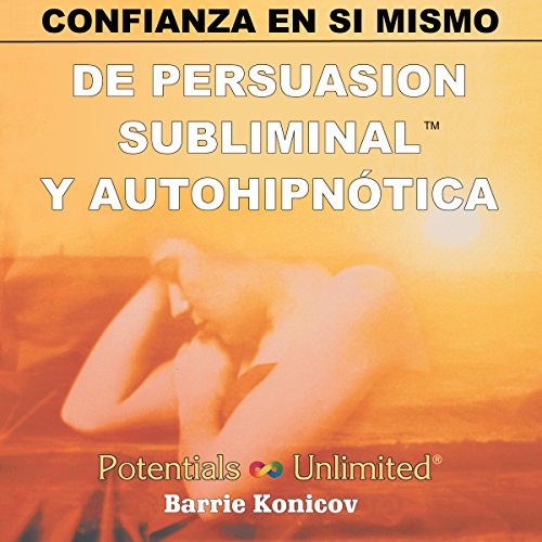 Confianza en Si Mismo [Self-Confidence] audiobook cover art
