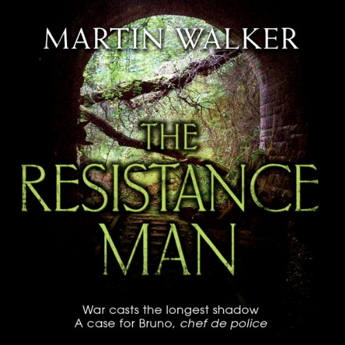 The Resistance Man  By  cover art