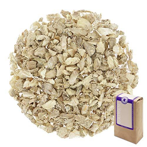 Núm. 1176: Té de hierbas orgánico 'Jengibre puro' - hojas sueltas ecológico - 100 g - GAIWAN® GERMANY - jengibre de la agricultura ecológica en India